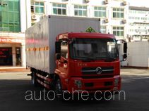 Dongfeng DFC5160XRYBX1V flammable liquid transport van truck