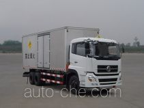 Dongfeng DFC5220XQYA2 explosives transport truck