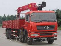 Dongfeng DFC5311JSQG1 truck mounted loader crane