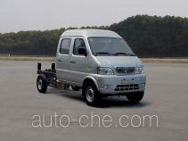 华神牌DFD1021NUJ3型轻型载货汽车底盘