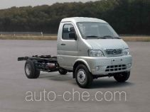 Huashen DFD1032GUJ dual-fuel light truck chassis