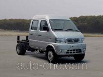 Huashen DFD1034NJ1 шасси легкого грузовика
