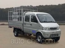 Huashen DFD5021CCYU2 грузовик с решетчатым тент-каркасом