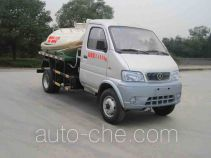 Huashen DFD5022GQW sewer flusher and suction truck
