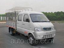 Huashen DFD5032CCYU грузовик с решетчатым тент-каркасом