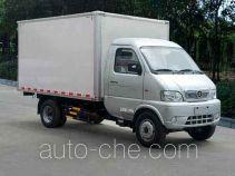 Huashen DFD5032XXYU1 box van truck