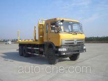 Huashen DFD5240TYA31D pipe transport truck