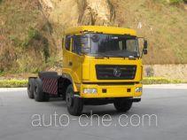 Teshang DFE3250VFJ2 dump truck chassis