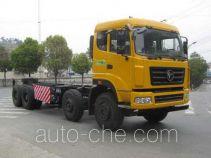 Teshang DFE3310VFJ4 dump truck chassis