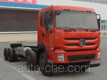 Teshang DFE3310VFNJ1 dump truck chassis
