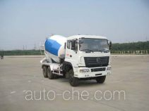 Teshang DFE5250GJBF concrete mixer truck