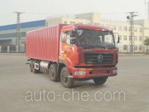 Teshang DFE5310XXYF1 box van truck
