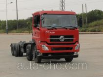 Dongfeng DFH3310A2 dump truck chassis