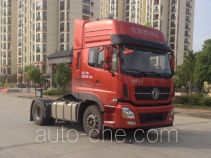 Dongfeng DFH4180A1 dangerous goods transport tractor unit