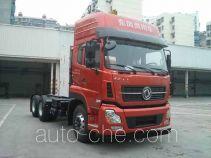 Dongfeng DFH4250A3 седельный тягач для перевозки опасных грузов