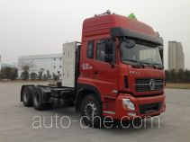 Dongfeng DFH4250AX2 dangerous goods transport tractor unit