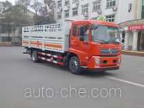 Dongfeng DFH5160TQPBX1DV грузовой автомобиль для перевозки газовых баллонов (баллоновоз)