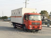 Dongfeng DFH5160XRQBX1DV flammable gas transport van truck