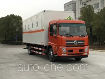 Dongfeng DFH5160XRQBX2DV flammable gas transport van truck