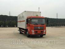 Dongfeng DFH5160XRYBX1JV автофургон для перевозки легковоспламеняющихся жидкостей