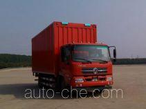 东风牌DFH5160XYKBX2A2型翼开启厢式车