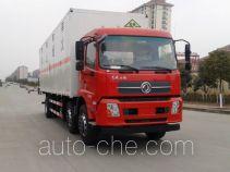 东风牌DFH5250XRQBXV型易燃气体厢式运输车