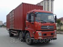 Dongfeng DFH5250XXYBXV box van truck