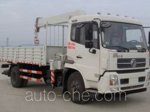 Dongfeng DFL5160JSQBX5A truck mounted loader crane
