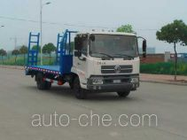 Dongfeng DFL5160TPBX18 flatbed truck