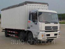 Dongfeng DFL5250CPYBX5A soft top box van truck