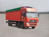 Dongfeng soft top box van truck