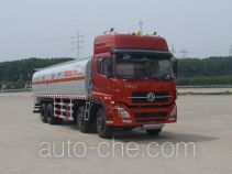 Dongfeng DFL5320GHYA chemical liquid tank truck