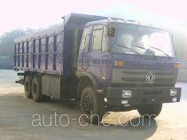 Natural gas dump truck