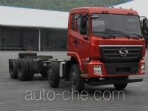 Shenyu DFS3310GJ9 dump truck chassis