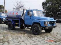 Shenyu DFS5100GXE suction truck