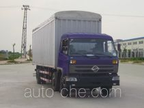 Shenyu DFS5200XXBL soft top box van truck