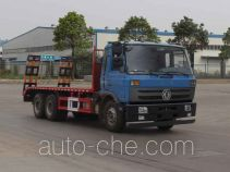 Shenyu DFS5251TPBD flatbed truck