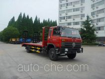 Dongfeng DFZ5168TPBZZ3G flatbed truck