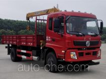 Dongfeng DFZ5180JSQSZ5D truck mounted loader crane