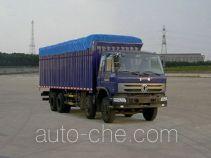 Dongfeng DFZ5248PXYVB3G soft top box van truck
