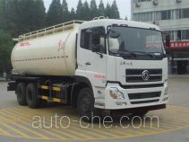 Dongfeng DFZ5250GFLA12 low-density bulk powder transport tank truck