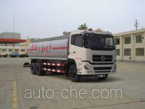 Dongfeng DFZ5250GHYA9S chemical liquid tank truck