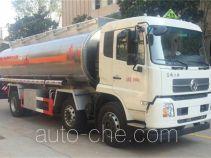 Dongfeng DFZ5250GYYBXVL автоцистерна алюминиевая для нефтепродуктов