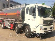 Dongfeng DFZ5250GYYBXVLS автоцистерна алюминиевая для нефтепродуктов