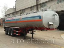 Dongfeng DFZ9400GRY flammable liquid tank trailer