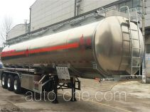 Dongfeng DFZ9402GRY flammable liquid aluminum tank trailer