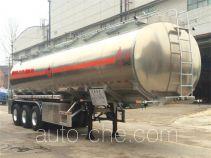 Dongfeng DFZ9409GYY полуприцеп цистерна алюминиевая для нефтепродуктов