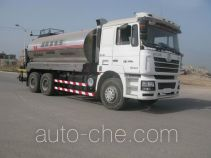 Dagang DGL5170GLQ-124 asphalt distributor truck