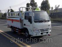 大力牌DLQ5030TQPJX型气瓶运输车