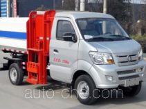 大力牌DLQ5030ZZZL5型自装卸式垃圾车